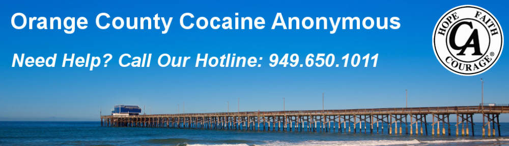 Orange County Cocaine Anonymous